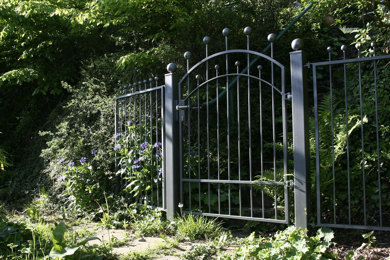 En quoi le portail en fer forgé est-il mieux ?